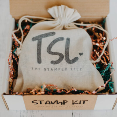 The Heart Behind the TSL Stamp Kit